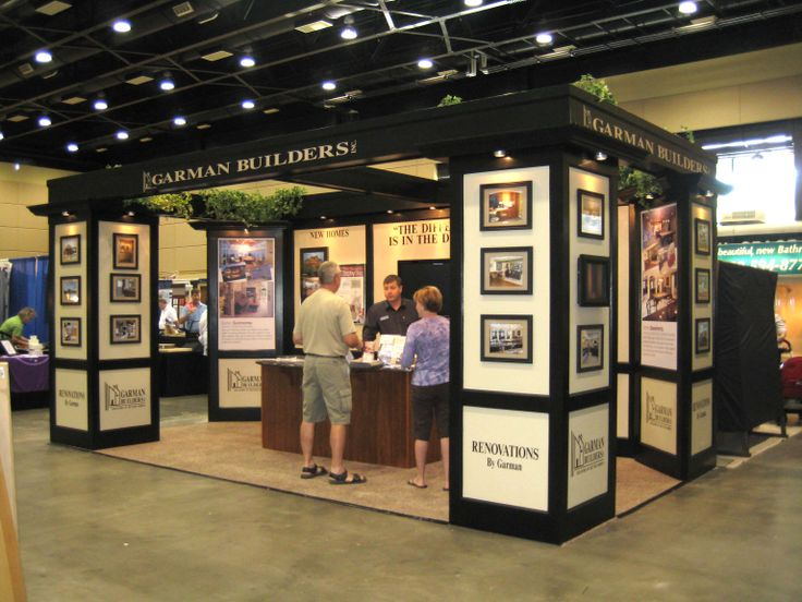 18 Best Home Show Booth Images On Pinterest
