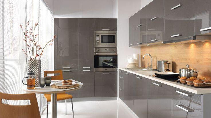 Oferta | Kuchnie BLACK RED WHITE #kitchen #kuchnia #ideas #inspiration #home #furniture #cooking #inspiracje #meble