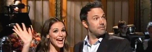 SNL VIDEO: Jennifer Garner Joins Ben Affleck During His Opening Monologue
