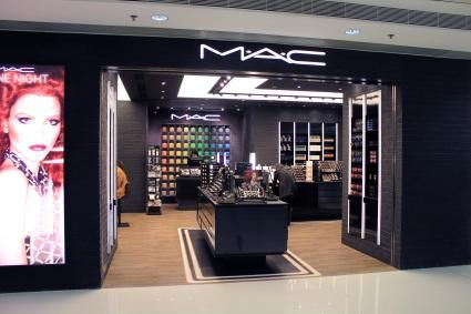 MAC Store Makeovers