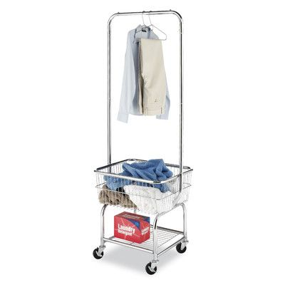 "Features:  -Laundry butler.  -Can be extremely helpful in any home environment.  Style: -Freestanding Drying Racks.  Location: -Indoor. Dimensions:  Overall Height - Top to Bottom: -70.5"".  Overall Wi"