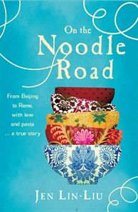 On the Noodle Road combines in one book a travelogue, a history, a cultural investigation, a food diary, recipes, and a memoir, so it certainly has something for everyone and plenty for a book club discussion!