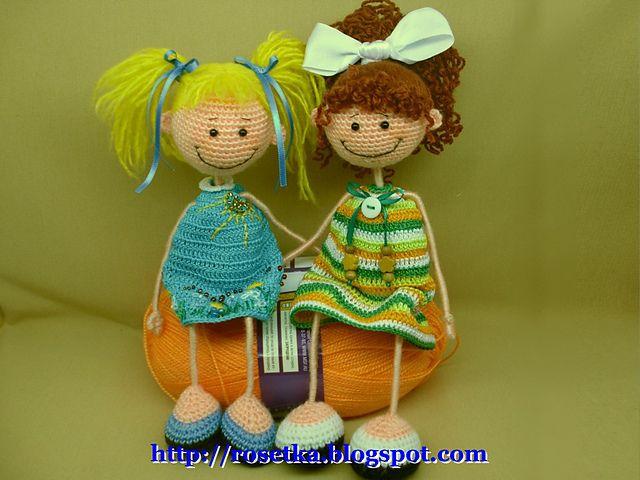 Amigurumi Doll Gratuit : 187 best muñecas images on pinterest amigurumi doll crochet dolls