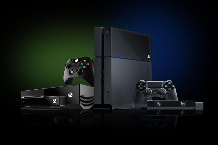 Console Wars, PS4 vs Xbox One