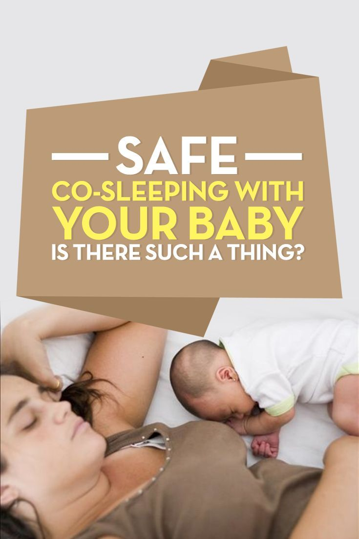 Safe Co-Sleeping with Your Baby - Is There Such a Thing?