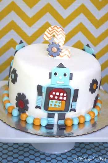 Michael would have loved this cake when he turned 4