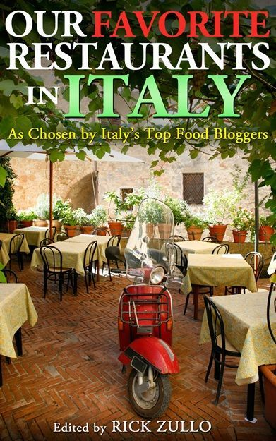 The guide was compiled by American expat living in Rome Rick Zullo, author of the Rick's Rome blog