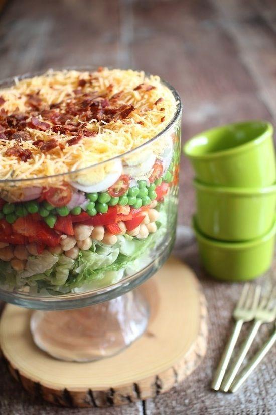 More like this: layer salad , 7 layer salad and salad .