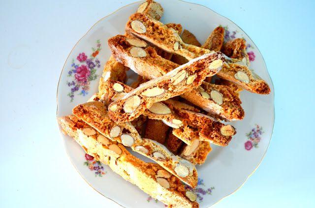 mama van vijf: Italiaanse biscotti's