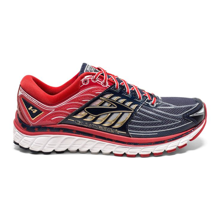 The women's Glycerin 14 neutral running shoe is the ultimate in super-soft  cushioning,