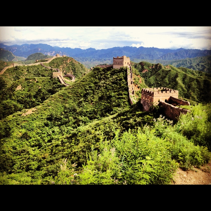 Making it to The Great Wall of China
