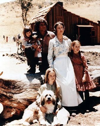 Little House on the Prairie - One of the greatest shows ever made. A true Classic