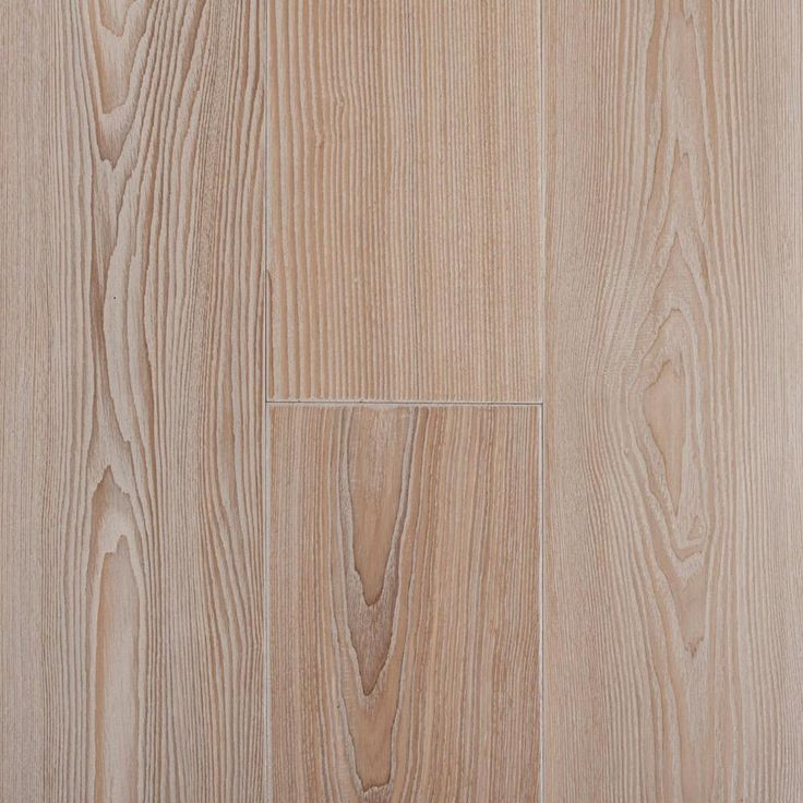 Ash Hand Scraped Wire Brushed Engineered Hardwood - 9/16in. x 7 1/2in. - 941101644 | Floor and Decor