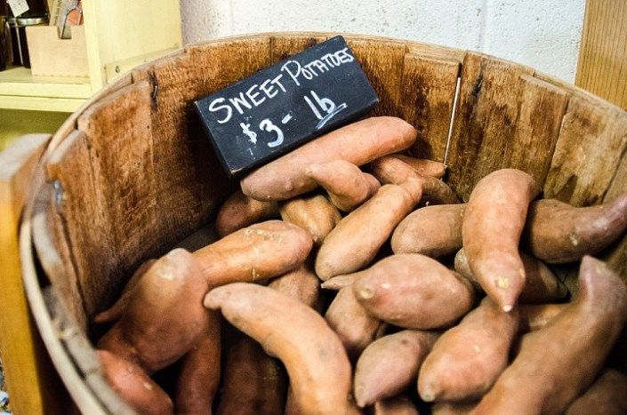 Sweet Potatoes for Sale