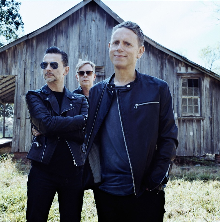 Depeche Mode Press Shot for the  Album Delta Machine.