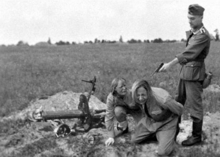 Фотомонтаж как инструмент пропаганды в ВОВ