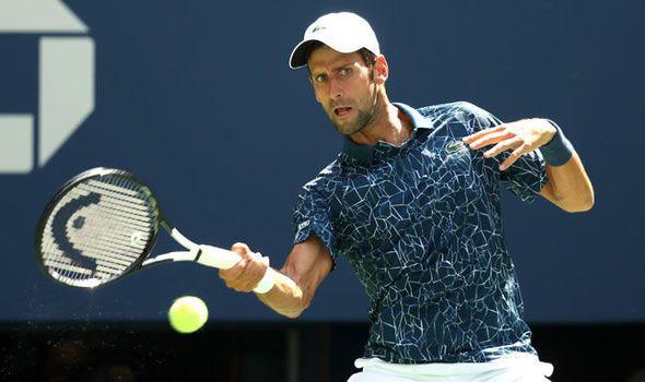 Novak Djokovic Us Open Prediction Made By Espn Tennis Pundit Novak Djokovic Tennis Roger Federer