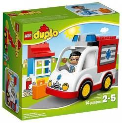 LEGO Duplo - Mentőautó (10527)
