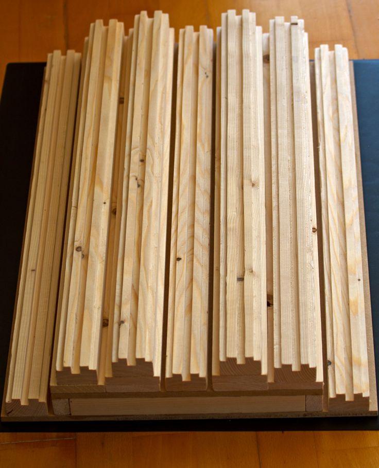 DIY Sound Diffusers—Free Blueprints—Slim, Optimized DIY