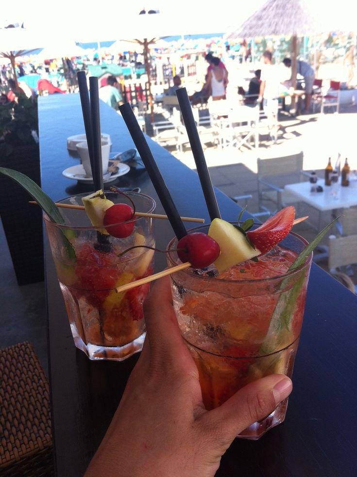 Lido Calimero, Cocktail bar, San Salvo, Abruzzo, Italy
