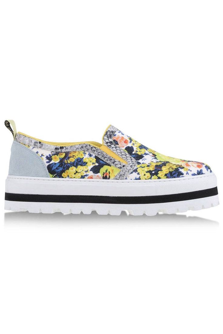 New Arrival Cheap Womens Msgm Platform Slip-On Sneakers Fashion Style