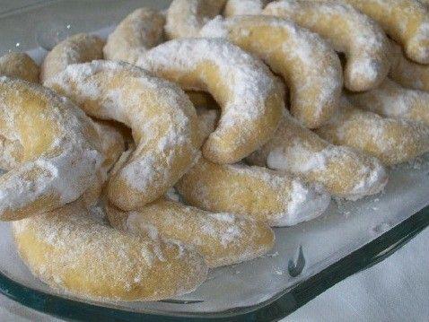 Křehká chuť vanilkového těsta se rychle rozpouští na jazyku. Klasika je klasika. Hotová mňamka!
