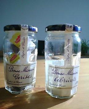 ボンヌママンのジャム瓶: 整理収納アドバイザーの私的雑文 アナログな日々