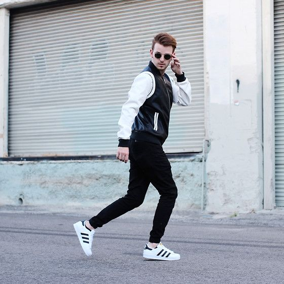 Adidas Superstar Sneakers Men