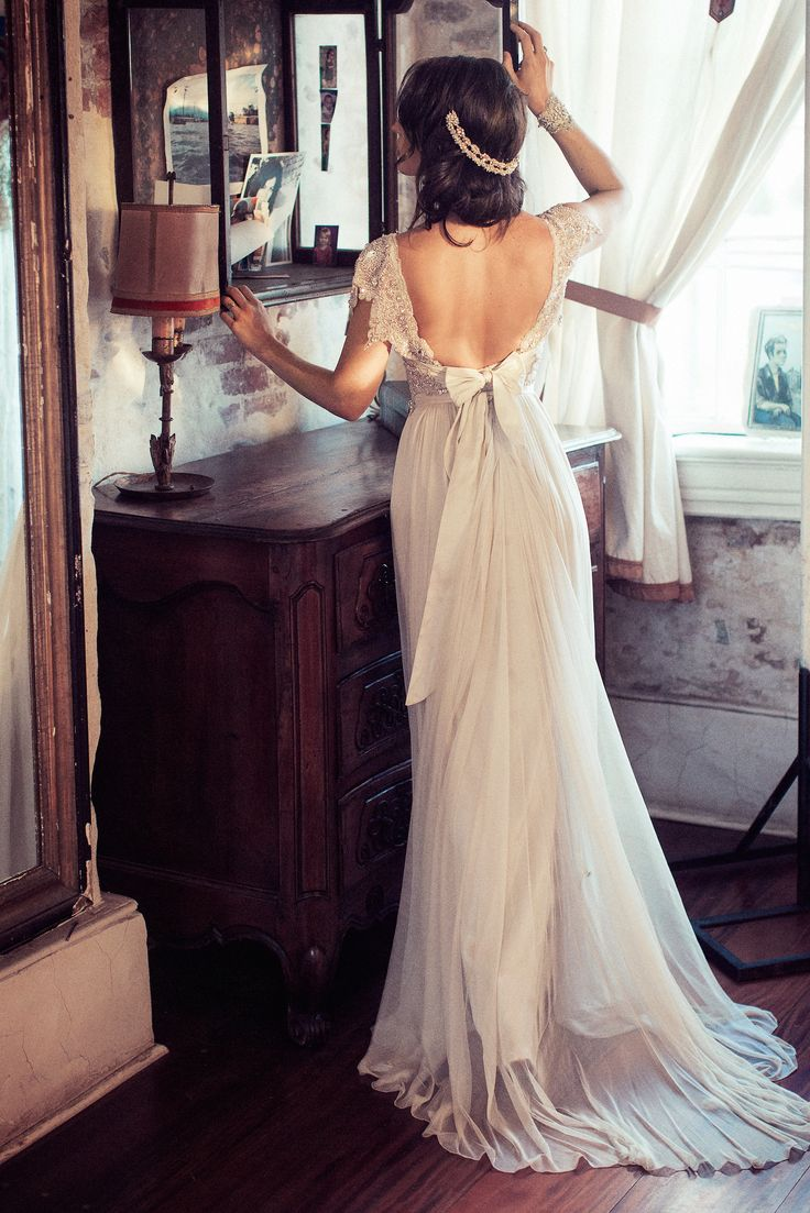Unique wedding dress alternative wedding dress alternate wedding - Bridal Blog Anna Campbell Vintage Inspired Wedding Dresses Bridal Designer Melbourne