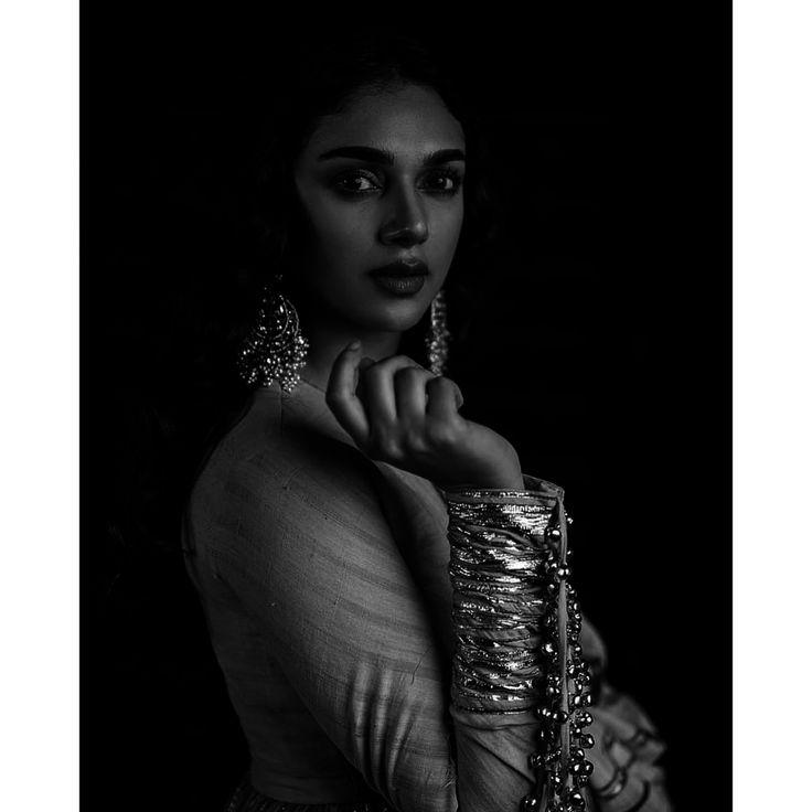 Actress aditi rao hydari new still with haunting eyes