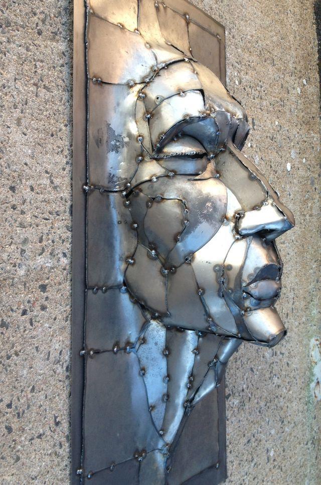263 best sculpture images on pinterest art sculptures for Metalart polen