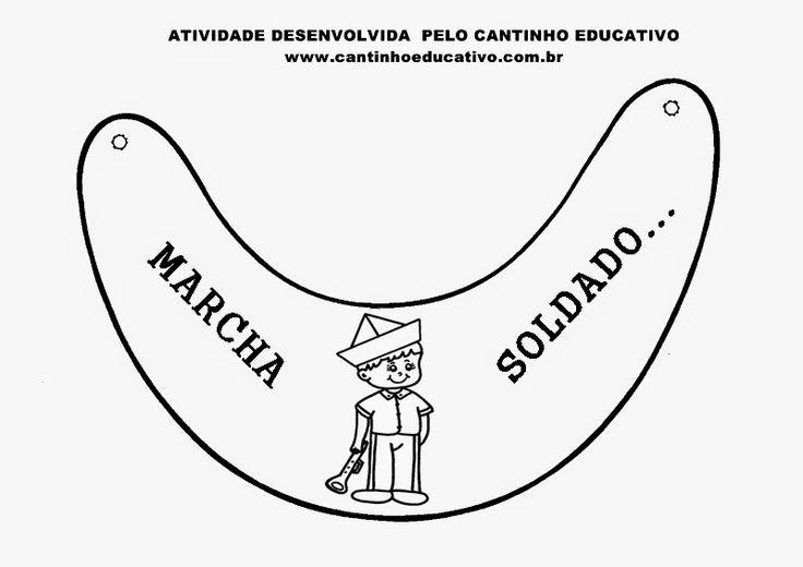 VISEIRA PARA O DIA DO SOLDADO
