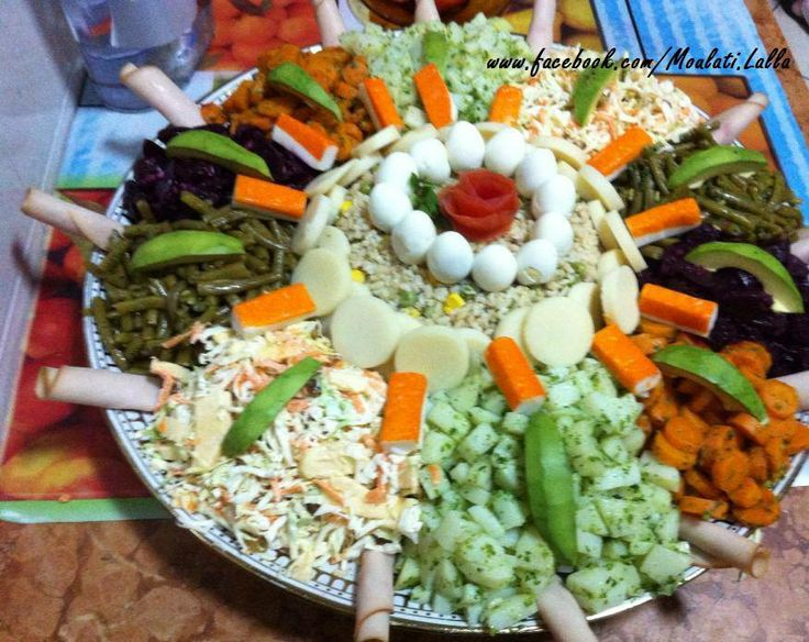 Salade appétisante <3 j'adoore je dois l'essayer