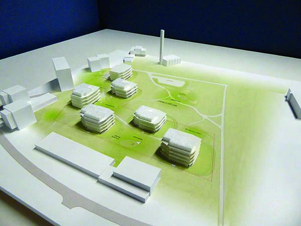 Linz: Gestaltungbeirat stellte Weichen für Bau von 157 Wohnungen im Auhof und an der Wiener Straße