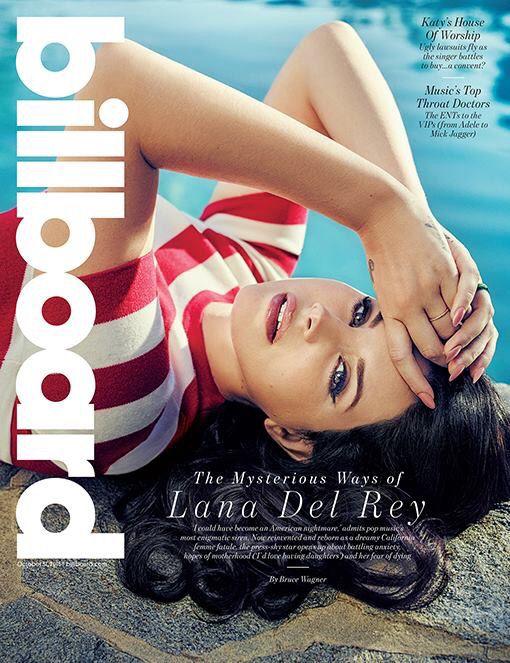 Billboard October 2015