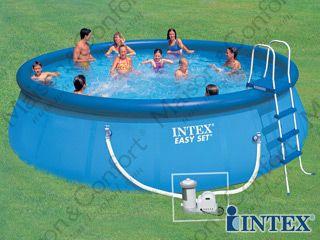 Kit piscine Intex Easy Set 5 49 x 1 22 m 518,00 € livré le moins cher