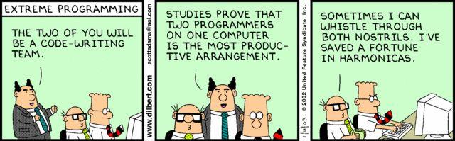 the hazards of pair programming #agile