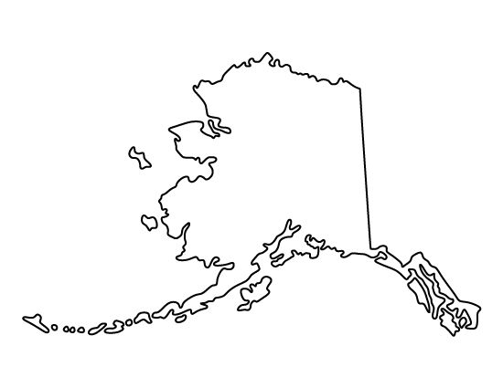 Alaska pattern. Use the printable outline for crafts, creating stencils, scrapbooking, and more. Free PDF template to download and print at http://patternuniverse.com/download/alaska-pattern/