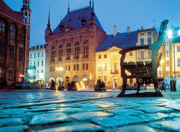 Torun Poland | ... Top wonders of the world you did not know about -> Torun in Poland