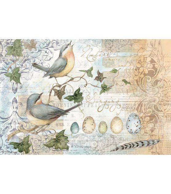 Bluebirds  Placemat And Ivy On Pinterest