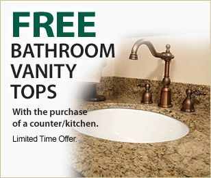 Discount Kitchen Cabinets | Granite Countertop Pricing | Specials | Maryland Virginia DC | Granite Outlet