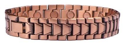 Copper Layered Power - Magnetic Therapy Bracelet BillyTheTree Jewelry. $21.95. Stylish design. Strong magnets. Satisfaction guaranteed