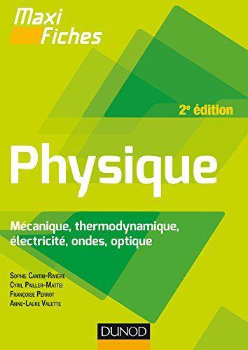 Maxi fiches de Physique - 2e éd - Mécanique, thermodynami...  http://scd.ensam.eu/flora/jsp/index_view_direct_anonymous.jsp?record=default:UNIMARC:146252