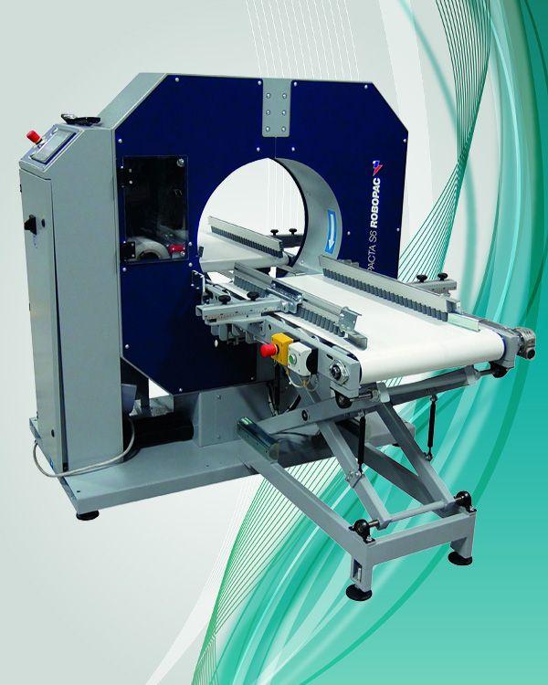 Envolvedora Suspension Packagin Compacta SPG