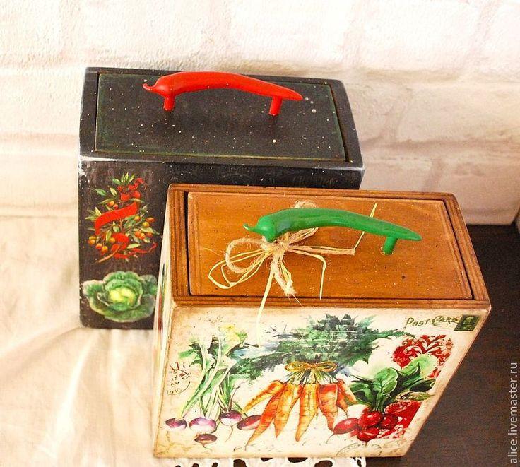 Купить Короб для специй - зеленый, перец, перец чили, перчик, перчики, овощи…