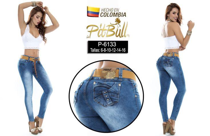 Jeans Pitbull #originales #originaldesing #levantacola #pushup #pantalones #desvanecido #moda #jeans #pantalonajustado #nuevosestilos #fotos #vaqueros #clasico #todoslosdias