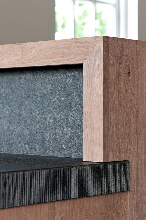 17 beste afbeeldingen over keuken op pinterest - Interieur modern houten huis ...