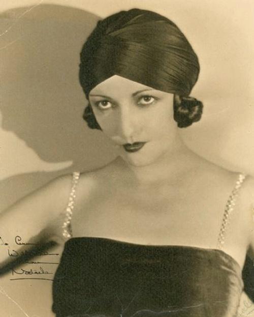 Natacha Rambova, 1920s.