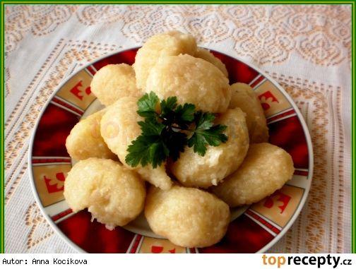 Rychlé bramborové