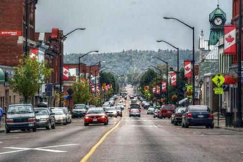 Beautiful downtown Renfrew!